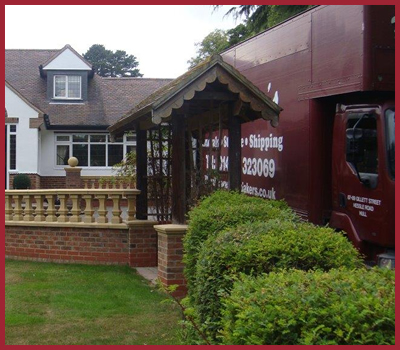 Domestic Removals From Hardakers Removals