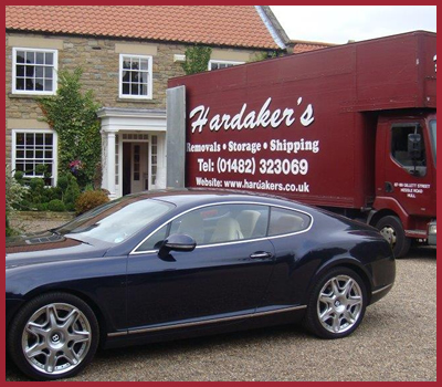Domestic Removals from Hardakers Removals 2