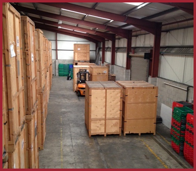 Home Storage from Hardakers Removals and Storage Hull 4