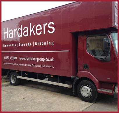 Hardakers Removals and Storage Hull