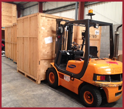 Storage Solutions from Hardakers Removals
