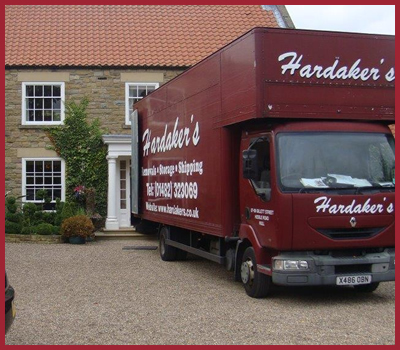 Domestic Removals from Hardakers Hull