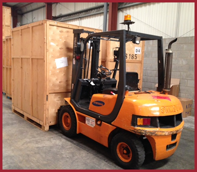 Home Storage from Hardakers Removals and Storage Hull