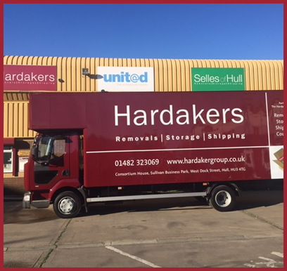 Home Storage from Hardakers Removals