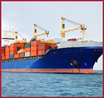 International Shipping from Hardakers Removals and Storage in Hull