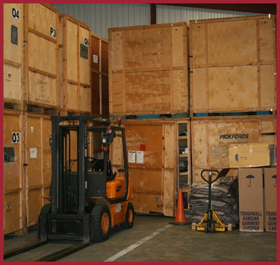 Storage from Hardakers Removals and Storage in Hull