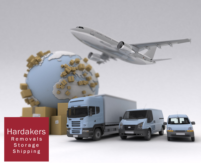 Overseas Removals in Hull