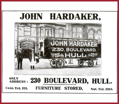 Hardakers Removals and Storage in Hull History 6