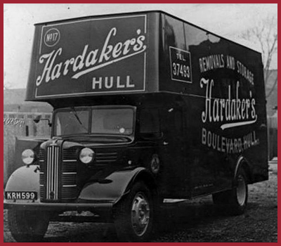 Hardakers Removals and Storage in Hull History 8