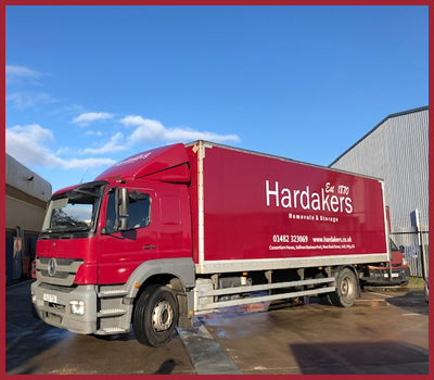 Commercial Removals from Hardakers Removals