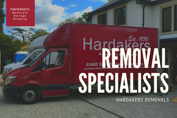 Affordable & Trustworthy Removals In Hull